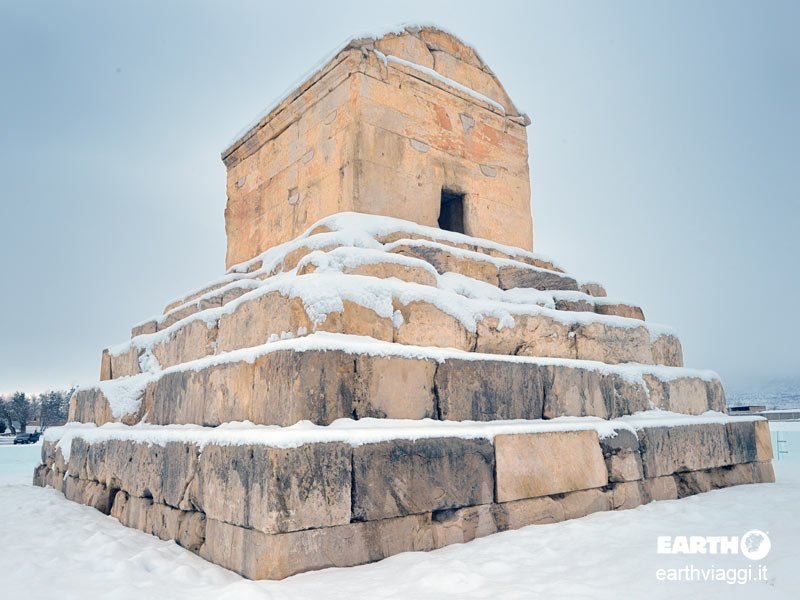 Immagini dell'Iran, Pasargadae