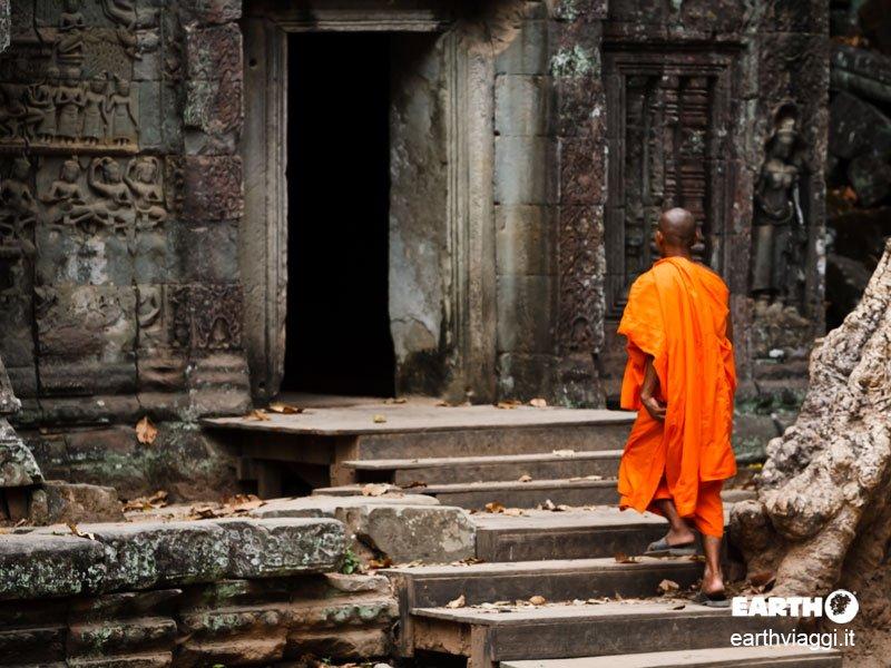Racconto per immagini del Laos e della Cambogia