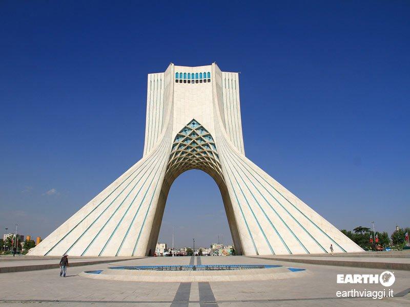 Racconto per immagini dell'Iran