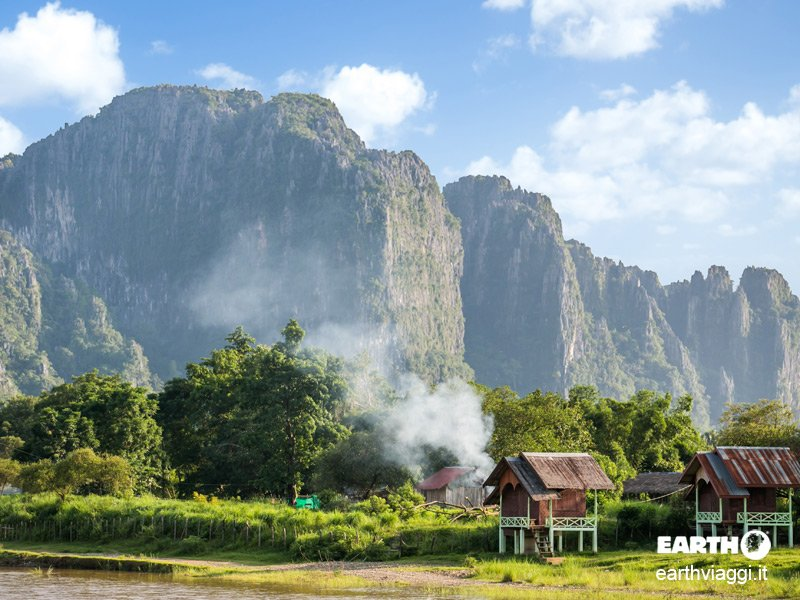 Dieci buoni motivi per un viaggio in Laos e Cambogia
