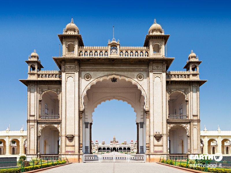 Mysore, tra yoga e grandi palazzi