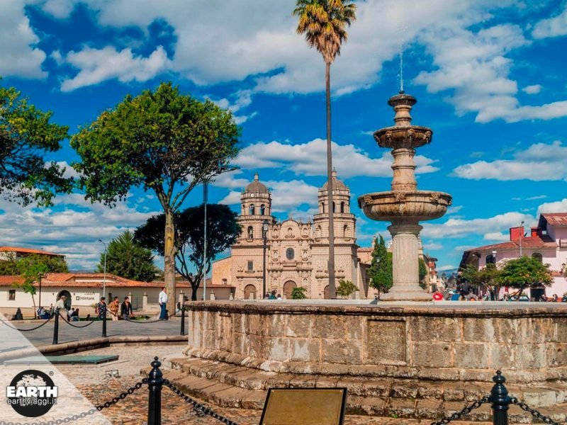 Cajamarca, una città nel cuore delle Ande