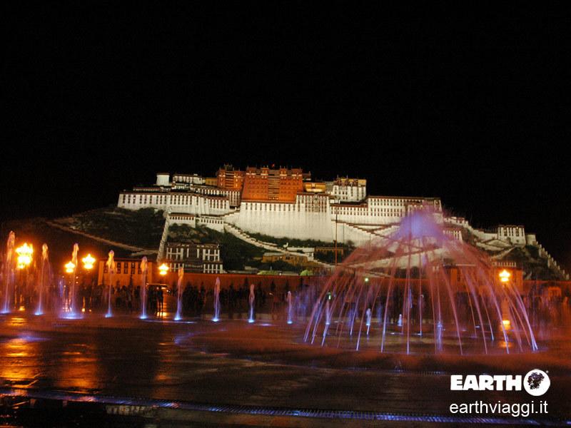 Racconto per immagini del Tibet