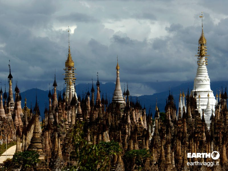 Guida all'architettura del Myanmar
