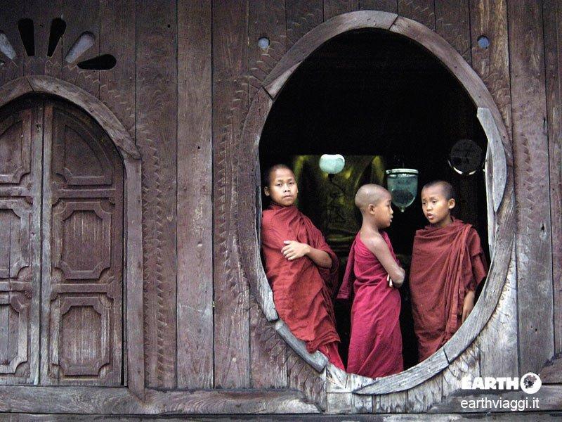 Alla scoperta delle etnie del Myanmar