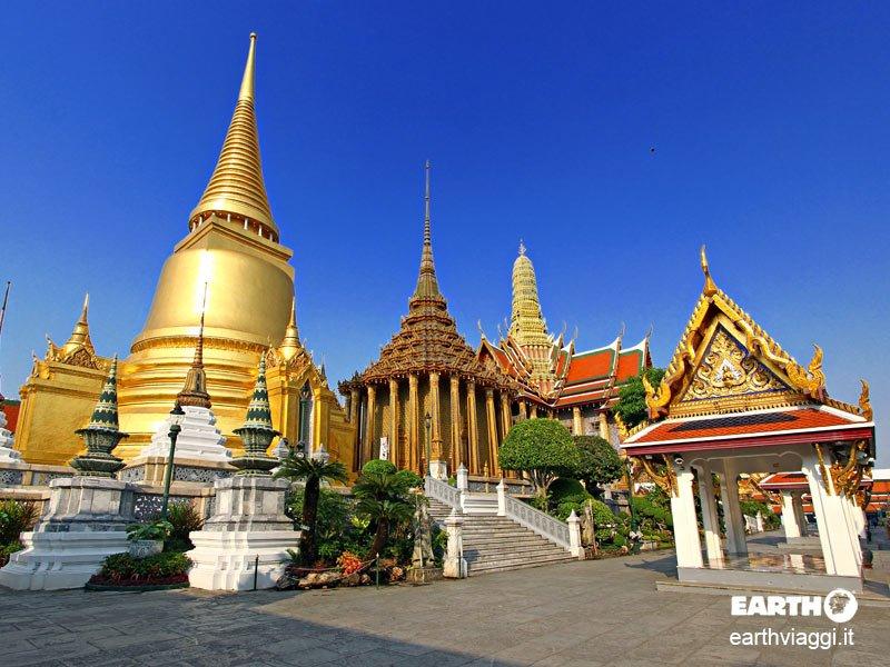 Bangkok, un mondo in una città