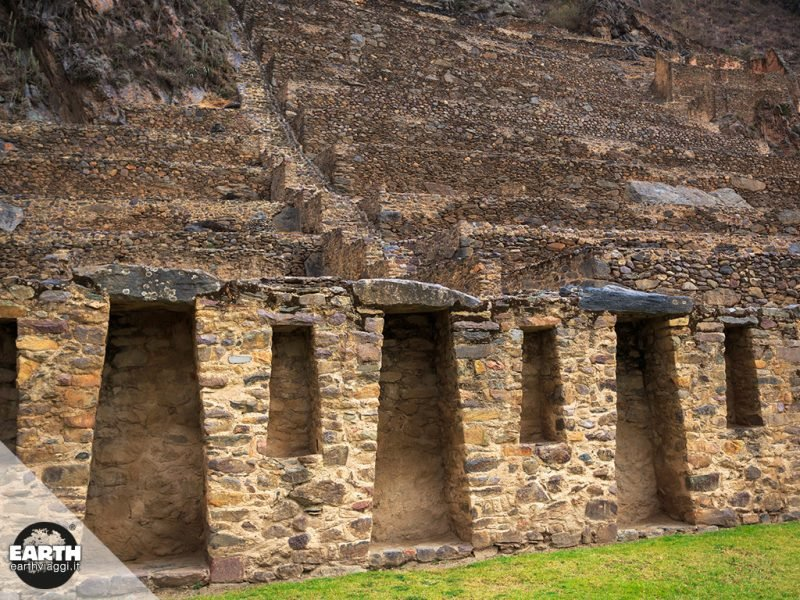 Ollantaytambo, il Perù misterioso