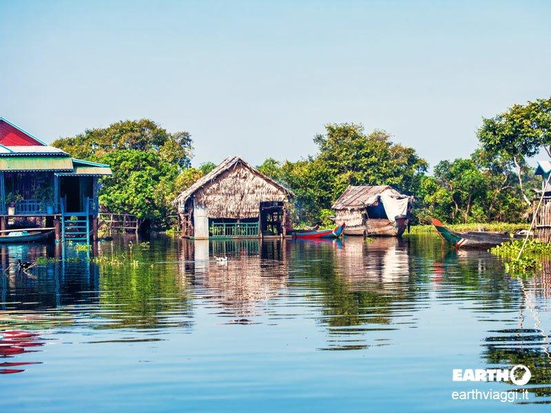 Tonlé Sap, tutta la natura della Cambogia