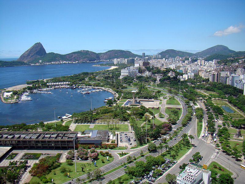 Racconto per immagini del Brasile