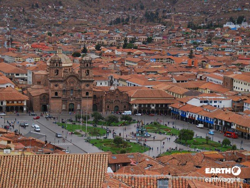 Cusco, l'ombelico del mondo è in Perù