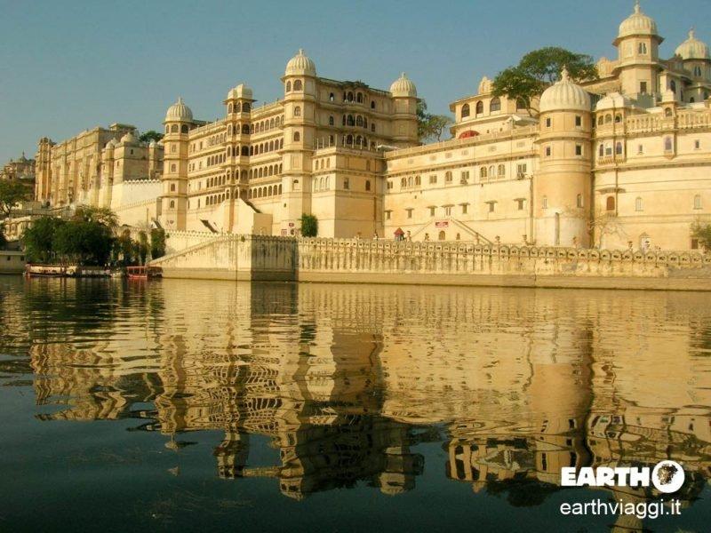 Udaipur, la città dei sei laghi nel cuore del Rajasthan