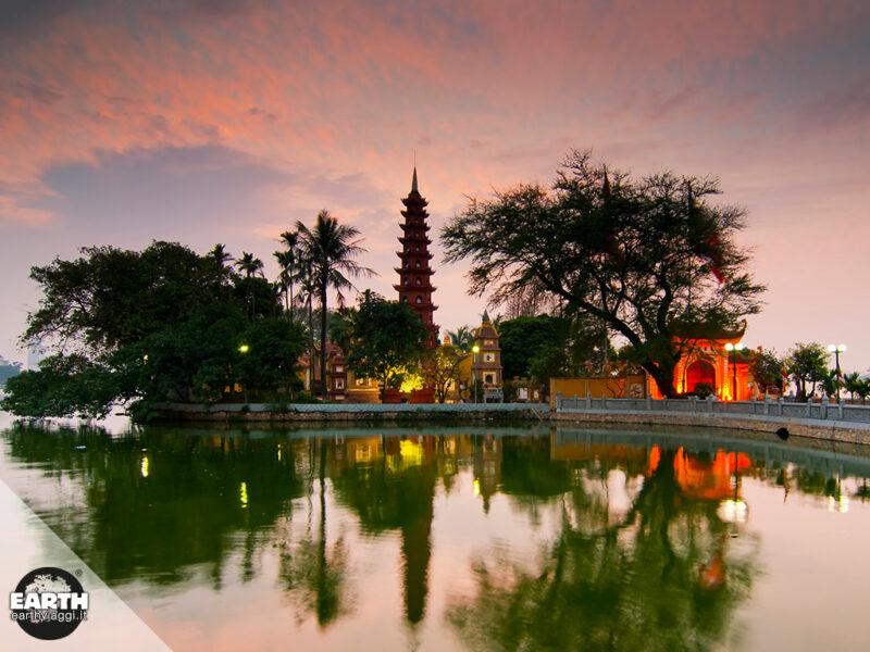 Hanoi, la Parigi dell'Asia
