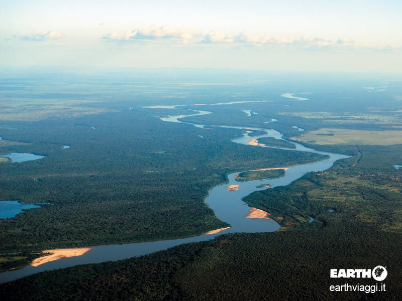 Amazzonia, il polmone verde del pianeta