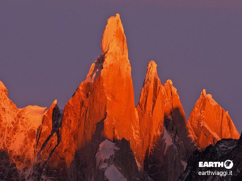 Racconto per immagini della Patagonia