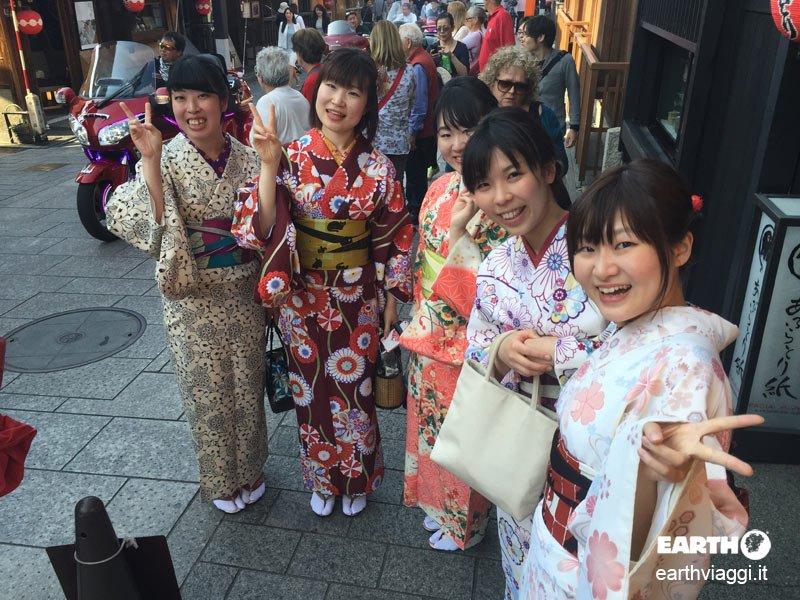 Kyoto, tutta la bellezza del Giappone in una città