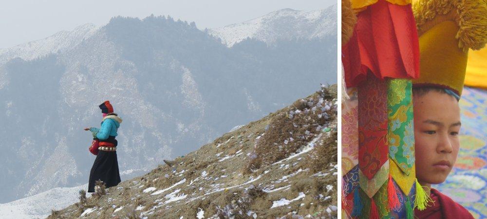 Tibet orientale: Monlam Festival, spiritualità e tradizione