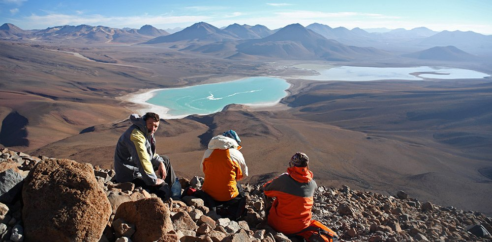 Cile e Bolivia: i colori della natura tra salar e vulcani