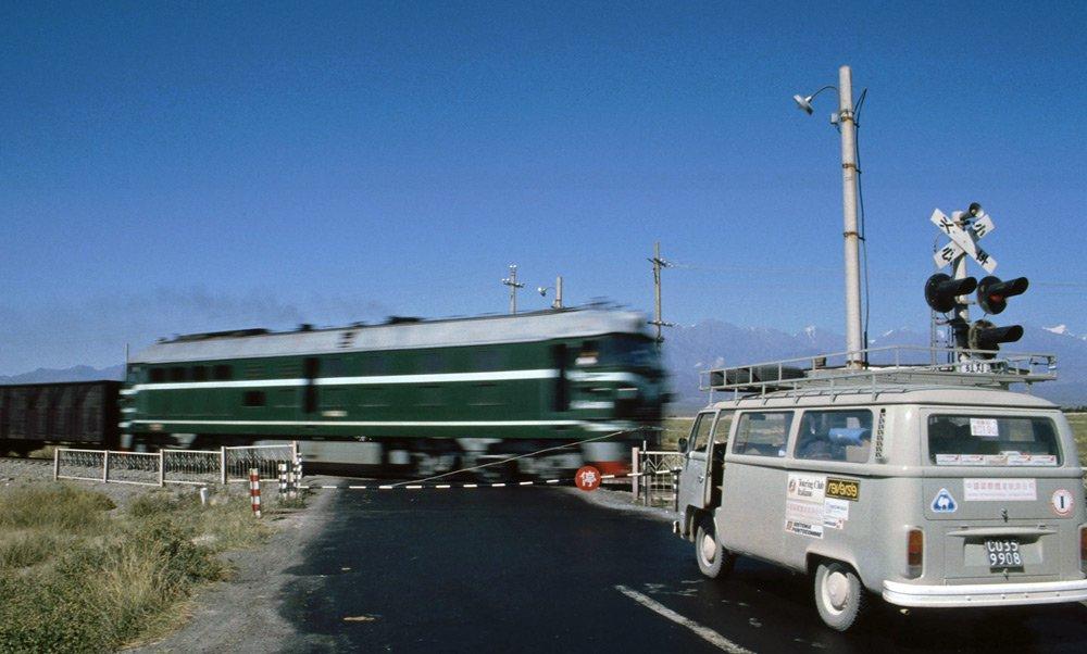 Raid da Lecco - Pechino (16 Luglio 1989)
