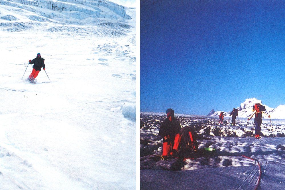 Patagonia: Hielo Continental (1987)
