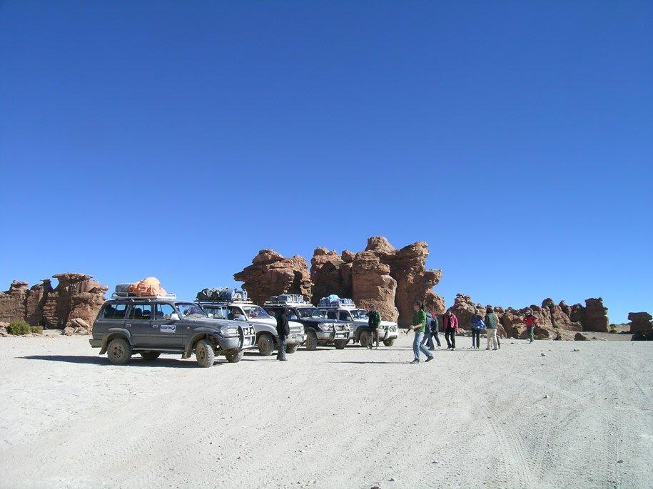 Bolivia: un incontro di colori