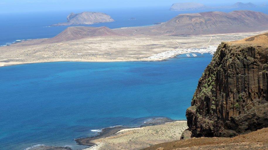 Lanzarote, la isla diferente