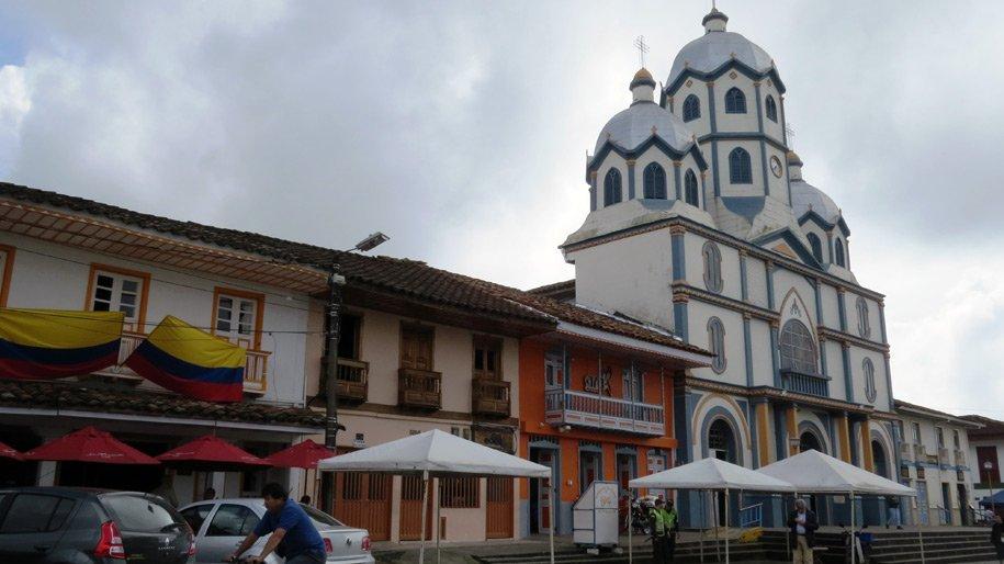 Colombia, un Paese con molto futuro