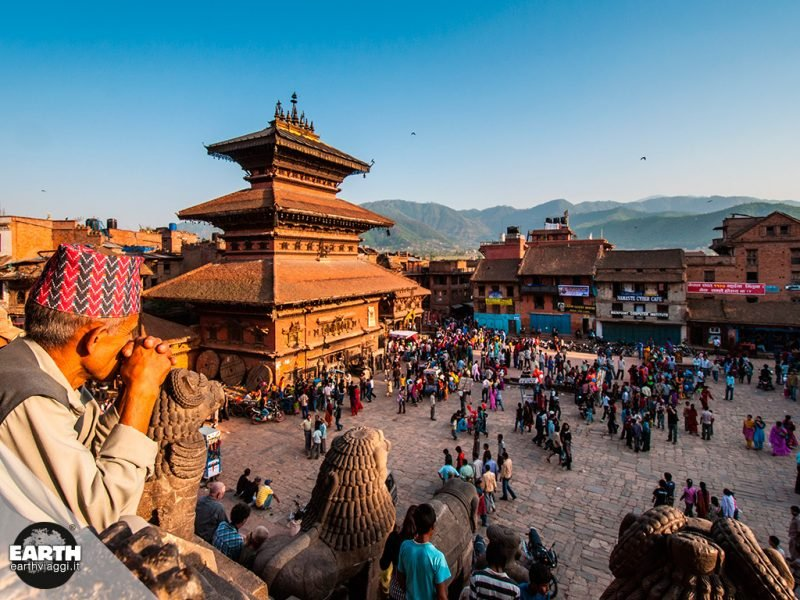 A spasso per Kathmandu, nel cuore del Nepal