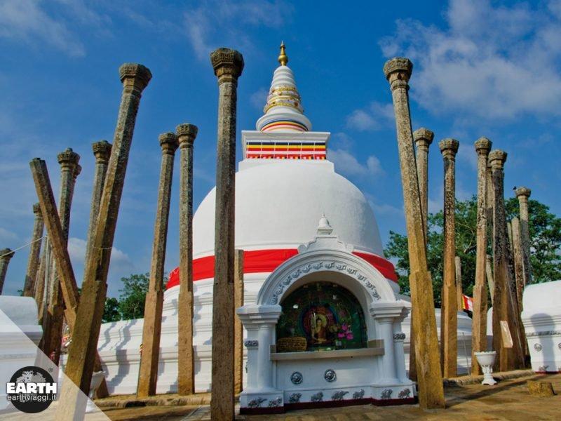 Visitare Anuradhapura, la grande bellezza dello Sri Lanka