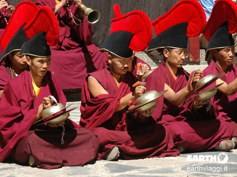Monlam Festival, tutta la spiritualità del Tibet