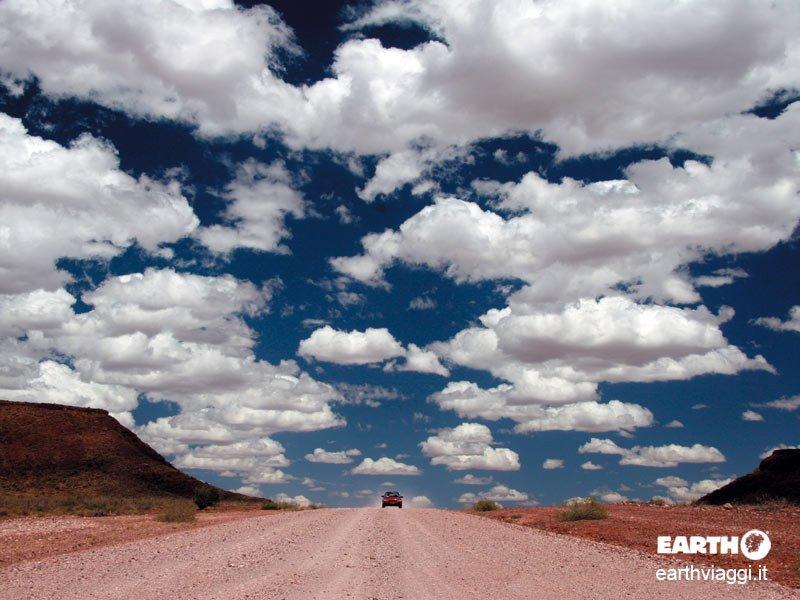 Damaraland, i paesaggi infiniti della Namibia