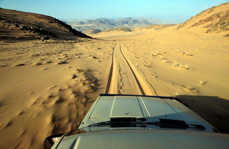 Namibia, il meglio dell'Africa in un Paese