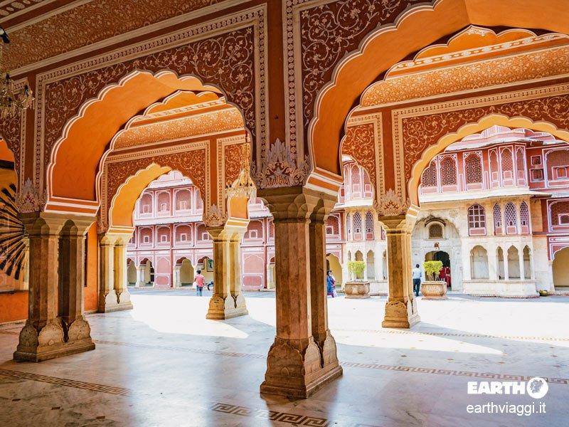 Visita guidata al forte di Nahargarh di Jaipur