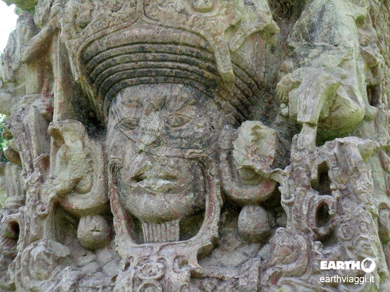 Alla scoperta delle stele di Ceibal in Guatemala