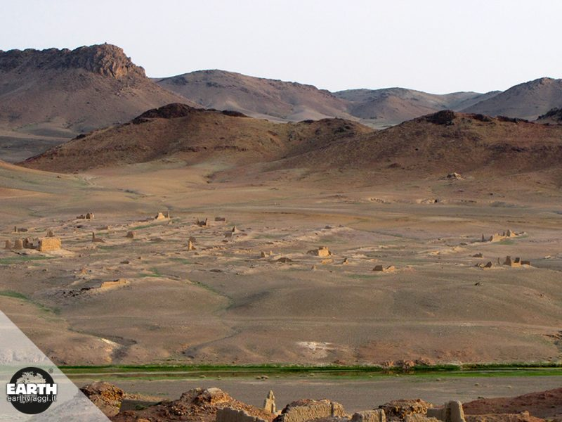 Deserto del Gobi, il mare infinito