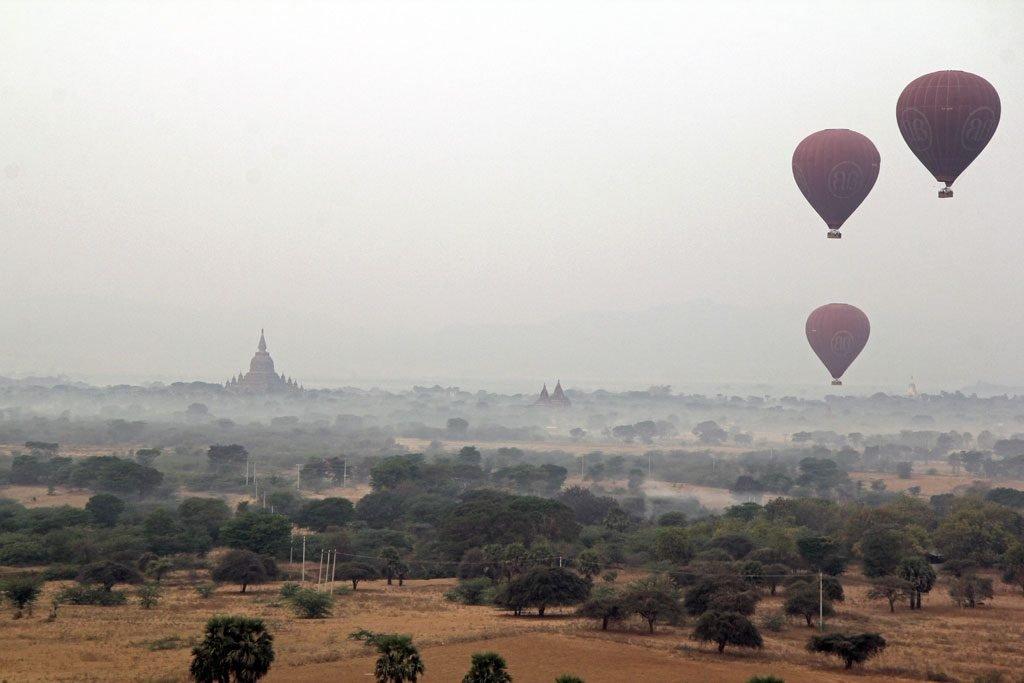 Myanmar, la terra delle pagode e del sorriso
