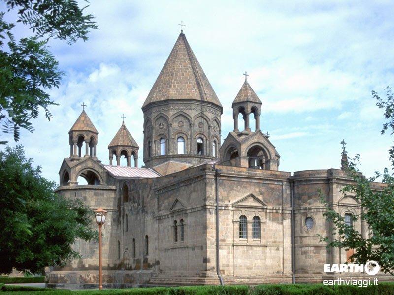 Alla scoperta della cattedrale di Echmiadzin in Armenia