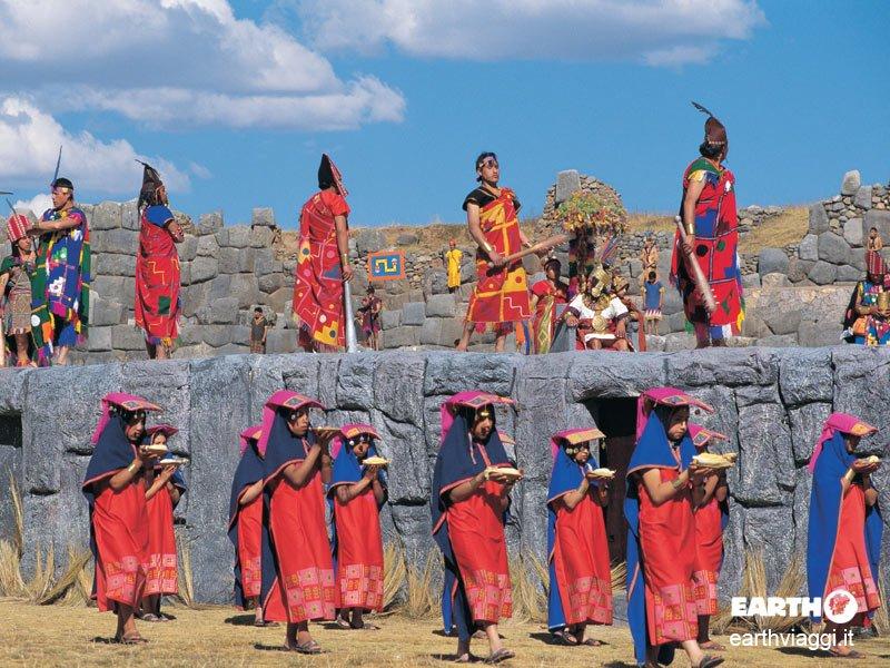 Inti Raymi, la grande festa degli Inca in Perù