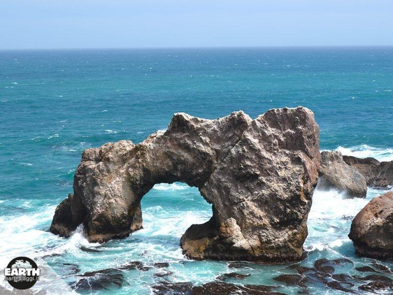 Paradisi naturali in Perù: Punta San Fernando