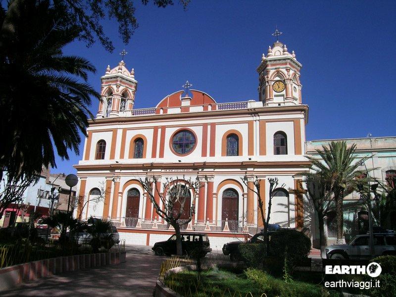 Alla scoperta della città di Sucre in Bolivia