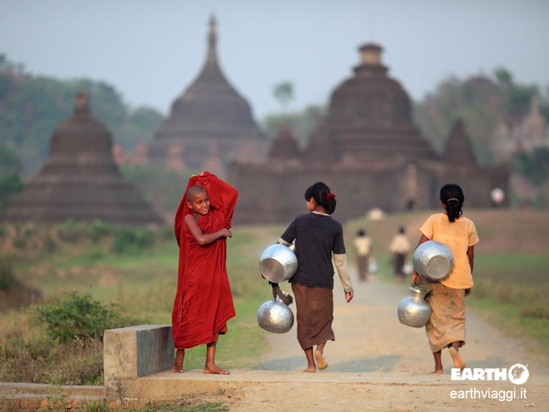 Tutta la magia del Myanmar a Bagan