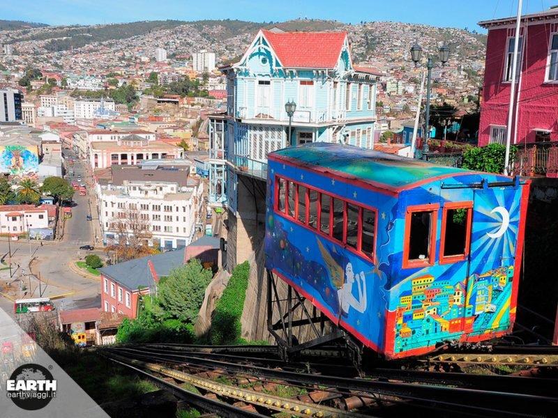 Cile, alla scoperta della bellezza di Valparaiso
