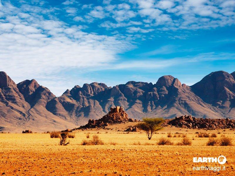 Cinque buoni motivi per un viaggio in Namibia