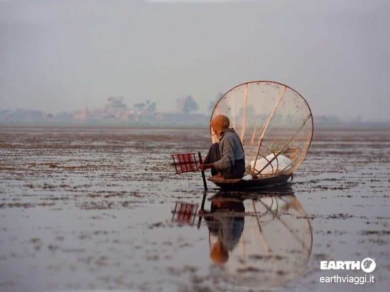 In Myanmar per il festival del Lago Inle