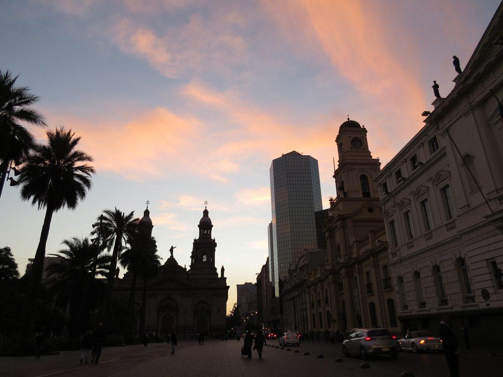 Santiago del Cile, tra passato e movida