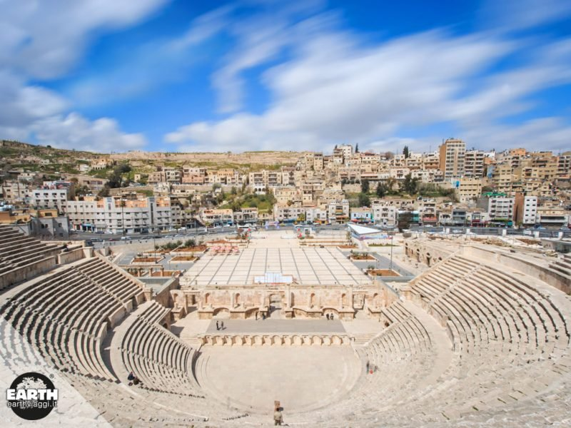 Amman, il Medio Oriente millenario