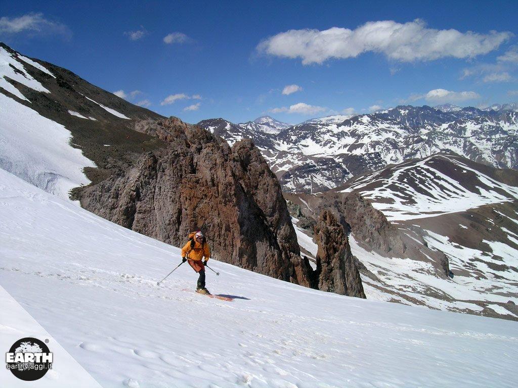 Sciare in Cile, informazioni utili per una vacanza da sogno