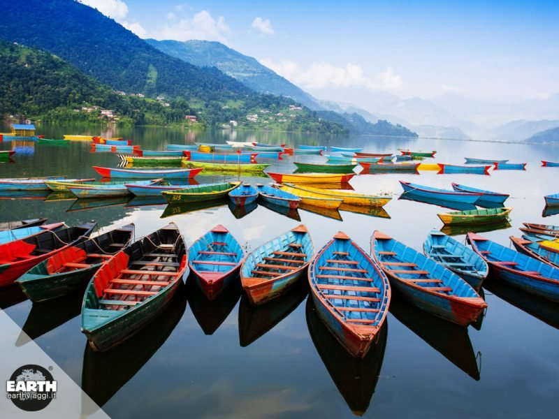 La bellezza del Nepal vive a Pokhara