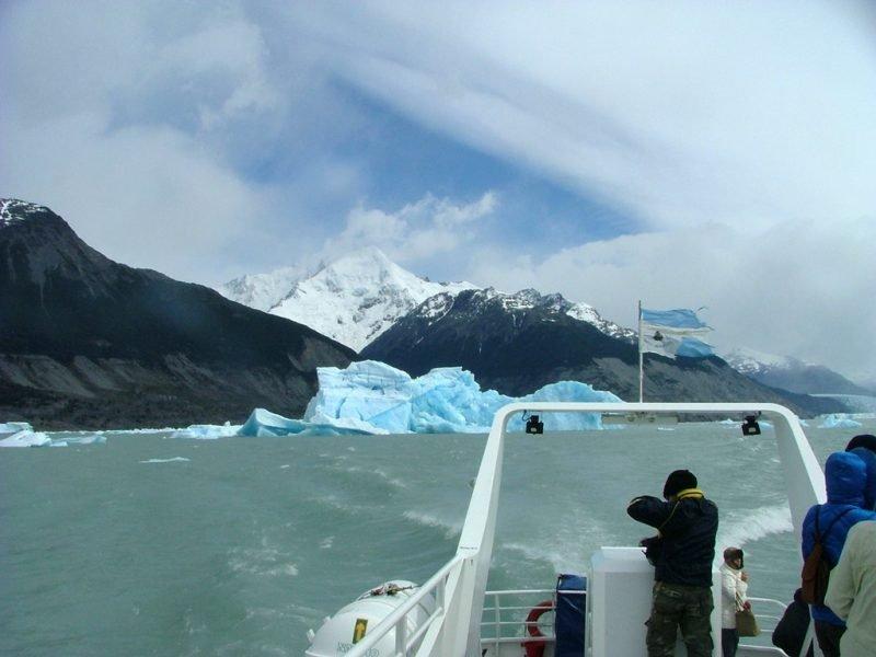 Travelers: il viaggio in Patagonia di Martino