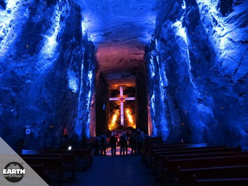 Alla scoperta della cattedrale di Zipaquirá in Colombia