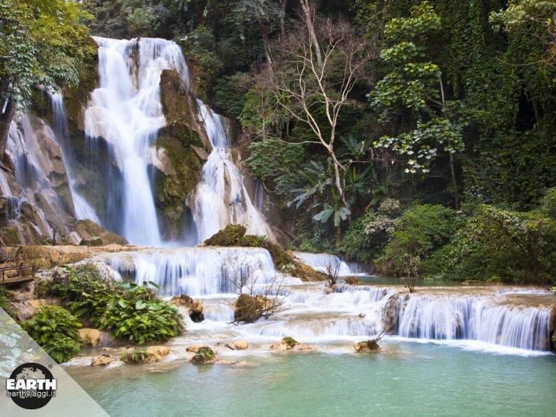 Khuang Si, la bellezza naturale del Laos